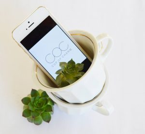 cup of charm - kapcsolat