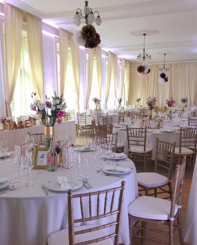 esküvői ültetés