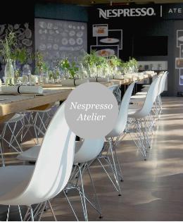 Nespresso Atelier 2016