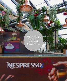 Nespresso Tanim és Umutima