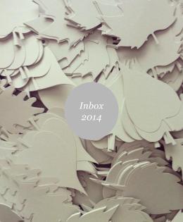 Paper installation – 2014 Design week Budapest