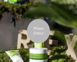 Nivea Detox Lounge event