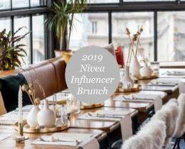 Nivea Influencer Brunch